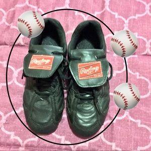 ⚾️ Rawlings Kids Baseball Cleats!